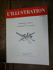 L'illustration n° 5042 - 21 octobre 1939 réimpression spéciale complément