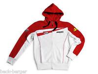 Ducati Corse Sweatshirt Jacket Pullover Valentino Rossi D46 Team Moto Gp New