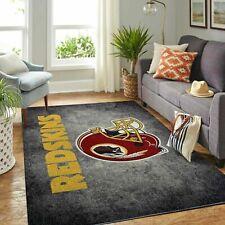 Washington Redskins Rugs Anti-Skid Area Rug Indoor Floor Mat Carpet All Sizes