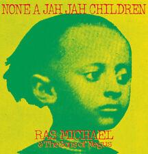 Ras Michael & The Sons of Negus : None a Jah Jah Children CD Expanded  Album 2