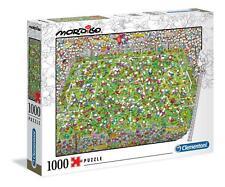 Clementoni Mordillo The Match Jigsaw Puzzle (1000 Pieces)