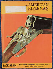 Magazine American Rifleman, AUGUST 1976 !WINCHESTER Model 70 Ultra Match RIFLE!