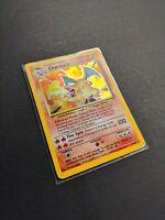 Holo Charizard -4/102-Pokémon Card Base Set Unlimited. Rare - game card