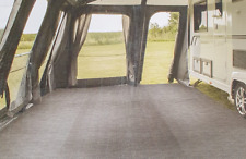 Sunncamp Luxury Woven Breathable Awning Carpet 390 x 240cm