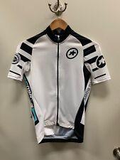 NEW Assos SS.mangussta_S7 short sleeve jersey XS White