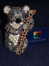 BARCINO DESIGNS Mosaik Figur -/ Skulptur KOALABÄR 9 cm Bunt AKTION 39,- € NEU