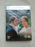 Pride and prejudice dvd Special Edition