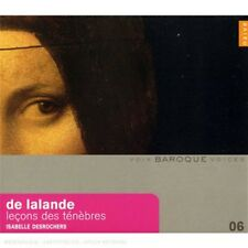 Isabelle Desrochers - Lecons de Tenebres [New CD]