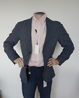 Marc O Polo Herren Blazer Sakko Jackett Jacke Größe 46 Farbe Blau