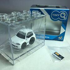 1/64 TINY-Q Honda Civic EG6  Frost White TinyQ-01c