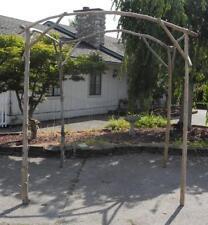 Driftwood Chuppah Wedding Arch Arbor Canopy Huppah Jewish Ceremony H 7 ft W 6 ft