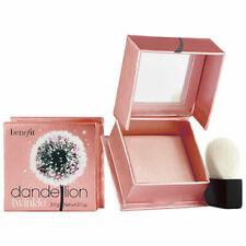 Benefit Dandelion Twinkle Nude Pink Powder Highlighter Luminizer w/ Brush New 3g