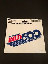 INDY 500-101st Running Decal- New