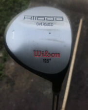 Wilson HT1000 Driver 10.5 Degree Oversized Right Handed Steel Shaft