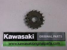 Kawasaki gpz750r front sprocket p/no 13144-1107