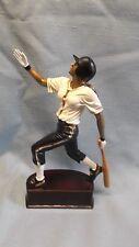 female softball trophy full color resin award trophy home run PdU 60606Gs