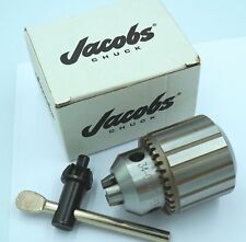 1 - 13 mm Jacobs Drill Chuck with JT6 Taper NO 34 (Ref: JCM6294) With Key