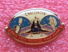 Pins ÉCUSSON Patch NASA MISSION STS 11 41 B CHALLENGER Vintage Badge Lapel Pin