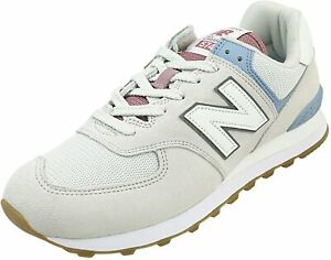 New Balance Trainers 574v2 Bright Grey