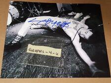 Jello Biafra Signed Dead Kennedys Autograph COA a