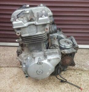 2001 KAWASAKI ER500-C1 ER 5 500 >>> complete working engine ( 40348 miles )