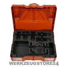 Fein Zubehör-Systainer Gr.1 mit Einlage T-Loc Systainer kompatibel mit Festool
