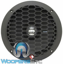 "ROCKFORD FOSGATE PPS4-6 6.5"" PUNCH PRO MIDRANGE DRIVER 4-OHM 6 1/2"" SPEAKER NEW"