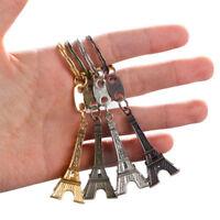 Pretty  Paris Eiffel Tower Model Pendant Keychain Keyring Keyfob Faddish