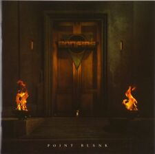 CD - Bonfire - Point Blank - #A3535