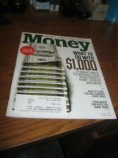 Money Magazine OCT 2013 (WHAT TO DO WITH 1,000) - 27 SMART WAYS TO UPGRADE