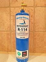 Refrigerant, Dichlorotetrafluoroethane, 28 oz. Disposable Can DOT39