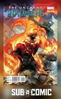 UNCANNY INHUMANS #2 CHEUNG VARIANT (MARVEL 2015 1st Print) COMIC