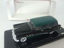 1/43 TSM Buick Century Estate Wagon 1954 Black & Green Top TSM144315
