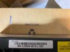 Cisco Catalyst 2960 (WS-C2960X-48TS-LL)