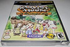 Harvest Moon: A Wonderful Life  (Nintendo, GameCube) .. New! SeaLED!!