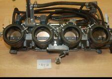Honda CBR 900 RR SC50 Fireblade Einspritzanlage hy33
