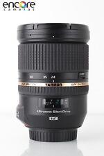 Tamron 24-70mm f/2.8 Di USD SP VC Digital SLR Lens for Canon SN:17.331