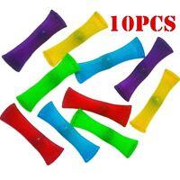 10pcs Marble Fidget Toys Increase Focus For Children ADHD Autism Squeeze Toy AU