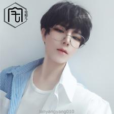 Handsome Boys Men Cosplay Harajuku Full Wig Lolita Gay Hair Wig Everyday Periwig
