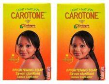 Carotone Brightening Soap 6.7 Oz (pack of 2)