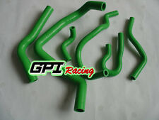 HONDA CIVIC EK4 EK9 B16A SILICONE RADIATOR COOLANT&HEATER HOSE 1991-2001,GREEN