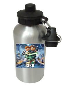 Lego Star Wars - Personalised Kids/Drinks/Sports Childrens Water Bottle