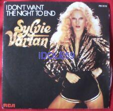 Disques vinyles 45 tours pour Pop Sylvie Vartan