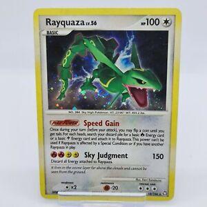 Rayquaza 14/146 - Diamond & Pearl / Legends Awakened - Rare Holo