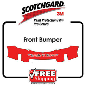 Kits for Saab - 3M 948 SGH6 PRO SERIES Scotchgard Paint Protection - Bumper Only