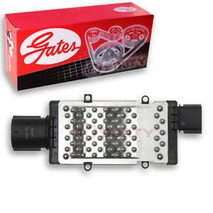 Gates Engine Cooling Fan Module for 2013-2016 Ford Escape 1.6L 2.0L 2.5L L4 vw