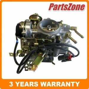 Front Carburetor Fit for Nissan A15 Sunny Vanette 1980 Automatic 4cyl Carby Carb