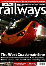 MODERN RAILWAYS 773 FEB 2013 West Coast Main Line,Reading,Afghanistan,Crossrail