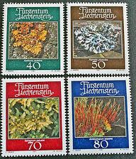LIECHTENSTEIN - timbre/stamp Yvert et Tellier n°717 à 720 n** (cyn5)