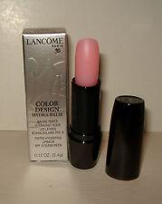 LANCOME COLOR DESIGN Lipstick ~ Hydra Balm 505 Desert Primrose   NIB